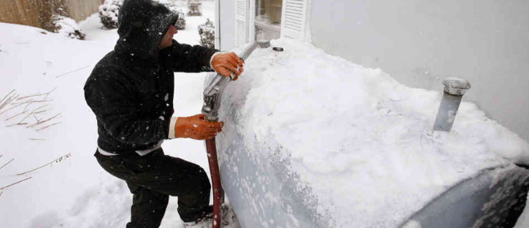 We ensure our automatic customers are prepared well in advance of winter storms.